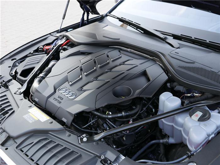 「图」奥迪 A8L 搭载的 48V 轻混系统