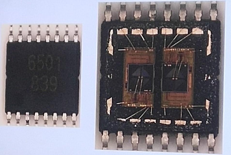 TSSOP-16双路芯片